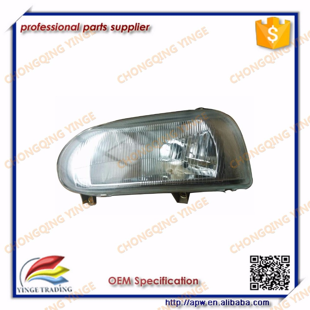 Head Lamp For VW Golf 3 Headlight 1992-1997 Years Different Types Auto Parts