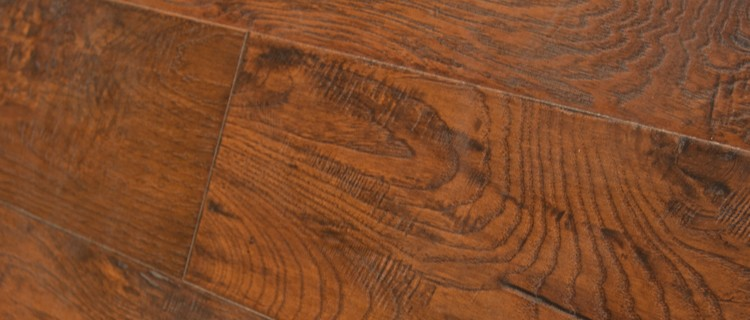 MDF/HDF wood grain finished laminate wood flooring 8MM/ 12MM