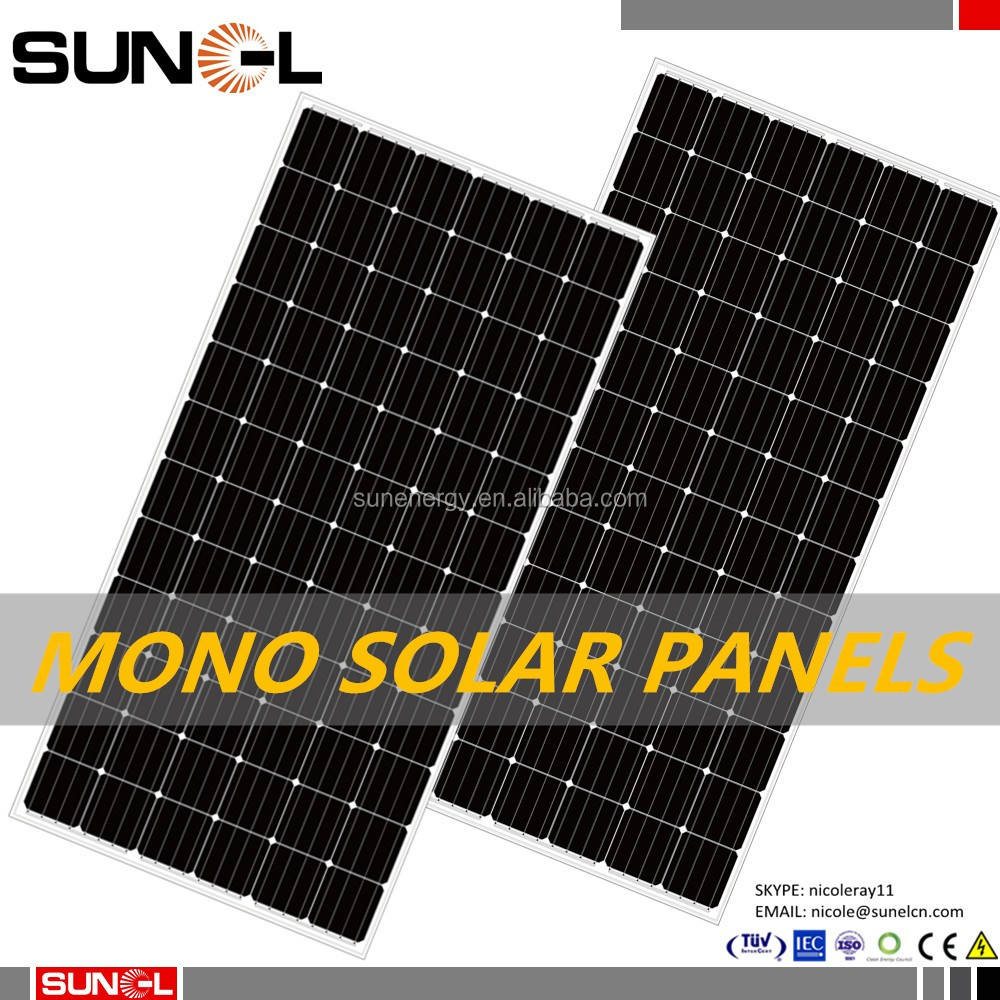 400 watt solar panel for sale for wireless wifi solar power system cctv camera kit