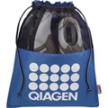 Cheap New recycle custom printed drawstring shoe bags
