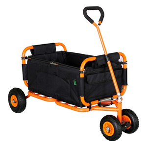 Trolley cart folding wagon beach cart outdoor camping cart