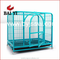 Hot Sale Foldable Wire Stainless Steel Dog Kennels And Foldable Wire Dog Fence Cage
