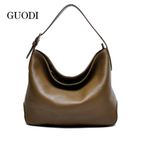 2016 Elegant fashion genuine leather handbags for ladies
