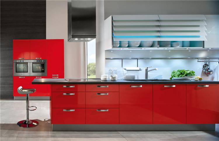 Hot Sale Uv High Gloss Modern Kitchen Cabinet Buy Uv Kitchen Cabinet