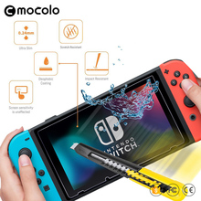 In Stock!!! Top Selling for Nintendo Switch Anti-Shock Tempered Glass Screen Protector