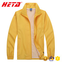 2017 Promotional Custom Fashionable Windbreaker Casual