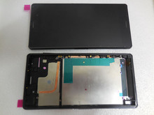 For Sony Xperia Z3 TouchScreen Digitizer LCD Display Assembly D6603 D6616 D6633