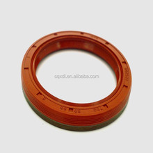 Spring loaded metric rotary shaft tc oil seal double lip