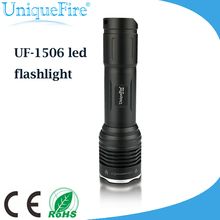 Uniquefire tactical flashlight torch T38 1200 lumens led flashlight with cree xml