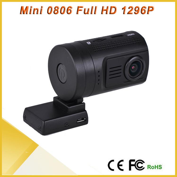 Оригинальный автомобильный видеорегистратор мини 0826 (0806 плюс)