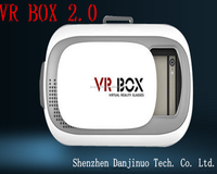 Polarized VR 3D Video Glasses 2.0 3D VR BOX for Japanese Sexy Girls