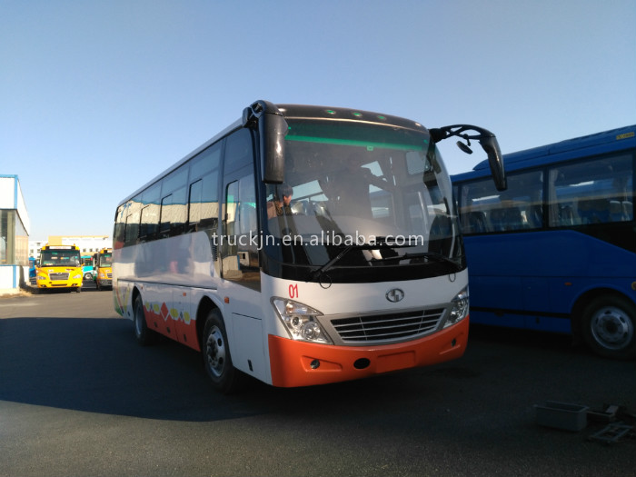 11m 55 seater double decker luxury bus for sale