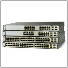 Original NEW Cisco WS-C3750G-12S-S Catalyst 3750 12 SFP + IPB Image