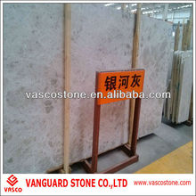 Silvery grey marble, at italian marble prices