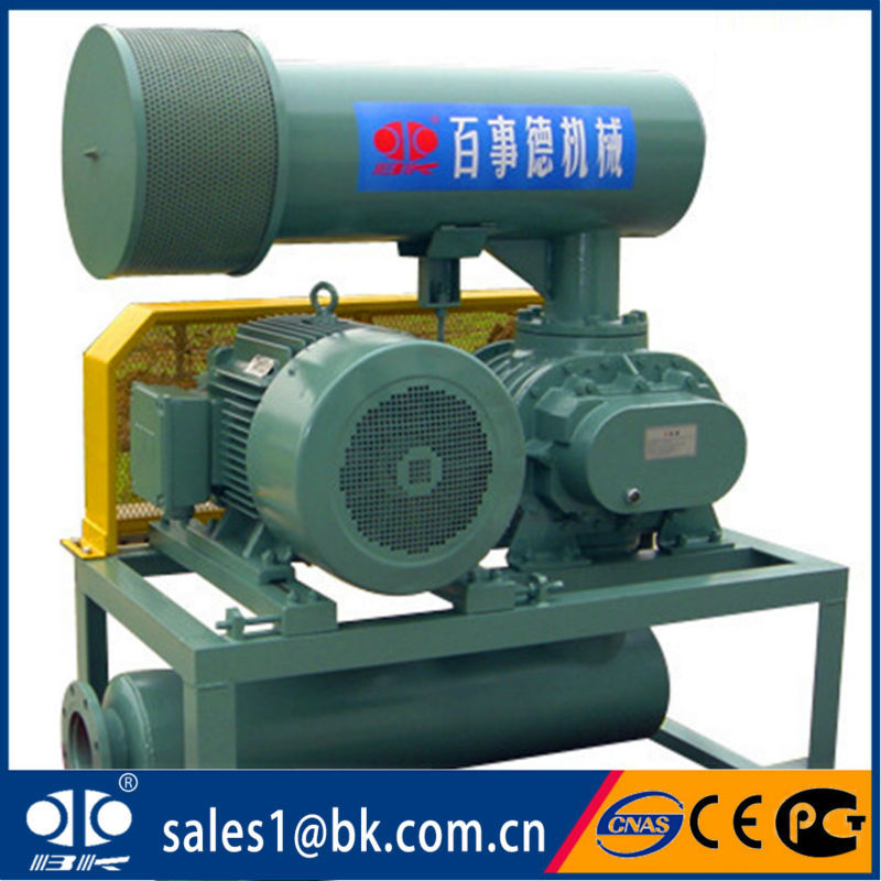 Low Price industrial roots air blower positive displacement blower