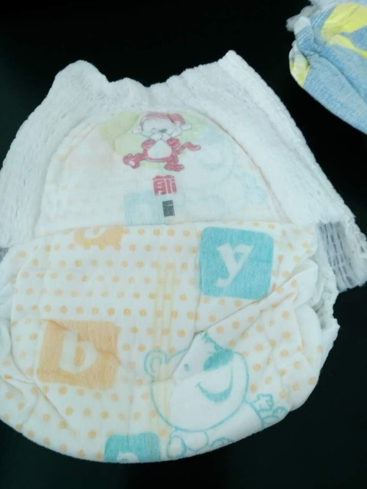 A grade baby panty pullup diapers