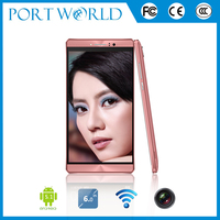 6 inch android 5.1 capactive touch screen quad core 3g mobile phone
