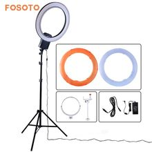 640 LED Photography Video Studio LED Continuous Macro Ring Light with light stand