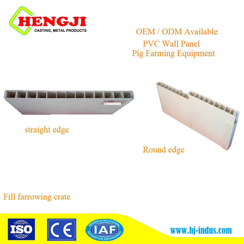Wholesale serviceable pig farming rice equipment 800*500*35mm wall panel <strong>pvc</strong>