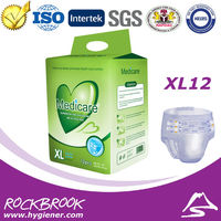 AAA Quality Competitive Price Disposable Diaper for Old Women Manufacturer from China