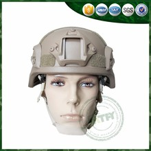 2016 New arrival safe bullet proof helmet, brand new bulletproof helmet, safe defense military helmet