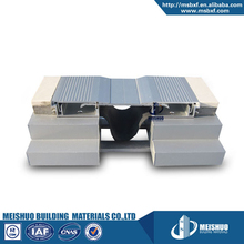 Anti-slip aluminum plate design interior marble floor expansion joint filler material
