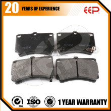 Brake Pads for Mazda Demio 323BJ FD3798 spare parts