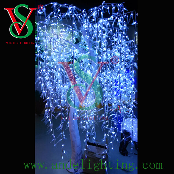 2016 new LED weeping Willow tree light