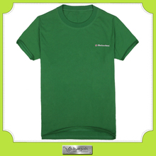 Custom quick dry tshirts dry fit sport t-shirt with embroidery on chest