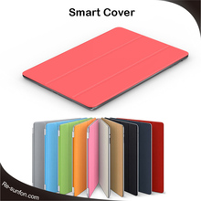 4 folding stand for ipad cover, auto awake and sleep cover for ipad mini case, PU leather for ipad cover