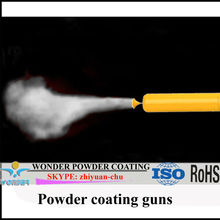 Wonder powder coating applicable to any powder coating equipment
