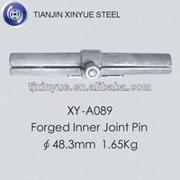 Scaffolding Forged Inner Joint Pin