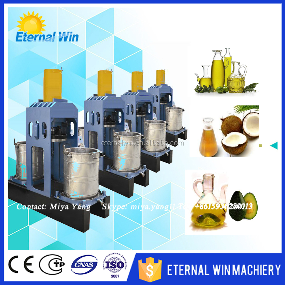Extra Virgin Olive Oil Extraction Plant/ oil making machine/vegetable oil presser