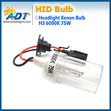 75W H3 Car HID Xenon Bulbs Replacement Headlight Light Lamp Bulbs High Quality Best Selling