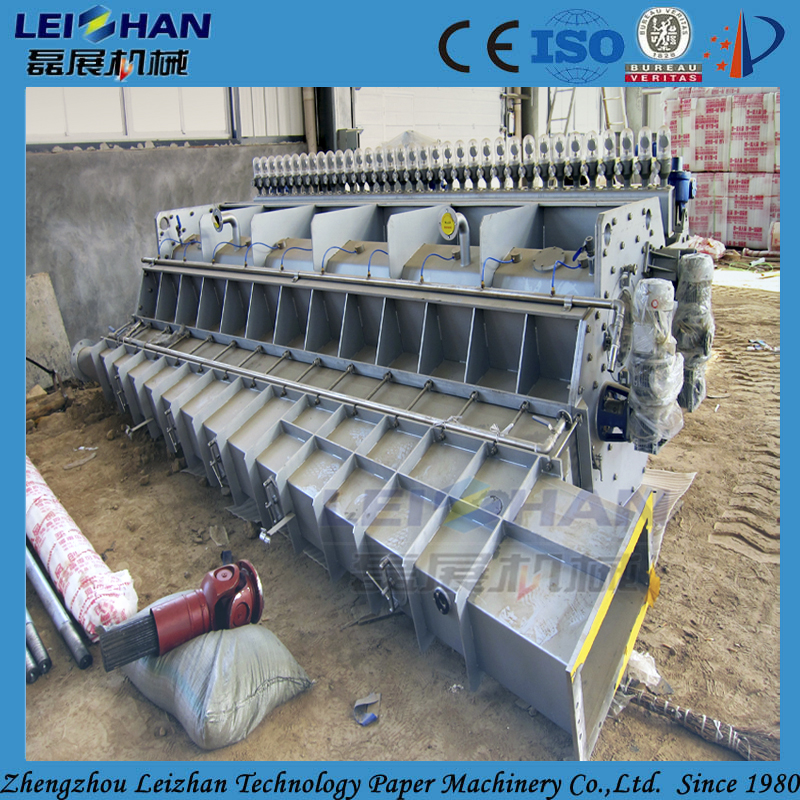 China supplier paper machine part head box for paper making