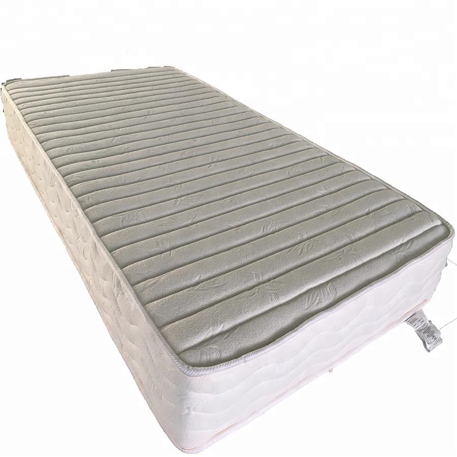 Organic Cotton Cover Pillow Top Foam and Pocket Spring Hybrid Mattress - Jozy Mattress | Jozy.net