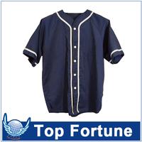 blank baseball jerseys wholesale for man