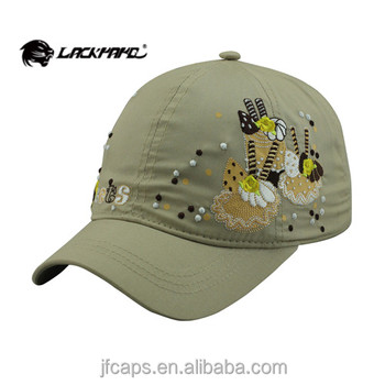 embroidery of ice cream fashion style new 2014 baseball and golf hats and caps