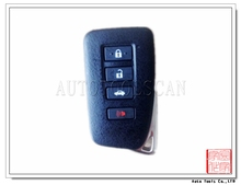 original key blank for Totyota Lexus 3+1 button 433 Mhz TOKAI RIKA BC2EQ AK052003