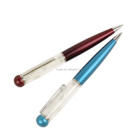 factory sela good qulity metal roller pen and liquid ink roller pen