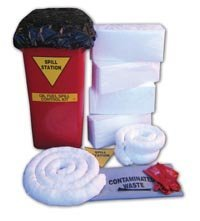 120 Litre Oil/Fuel Spill Kit