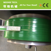 Hot sale plastic packing strip making machine