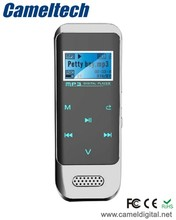 Metal large screen mp3 music player for old people,sport mp3 music player manual,big button mp3 player