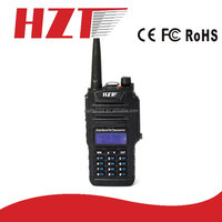 Dual Band 5W Waterproof Two Way Radio ham radio walkie talkie HZT-A58