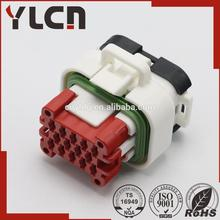 YLCN 776273-2 AMPSEAL female sealed waterproof 14 pin automotive electrical connector