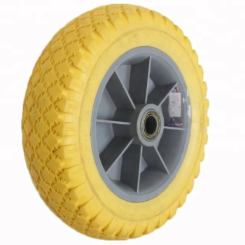 Customized Polyurethane Foam 3.00-4 Golf Cart Wheels And Tires