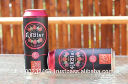 Raspberry Fruit Beers in 500ml Can