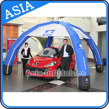 Inflatable Four Legs Shelter , Inflatable Spider Tent , Inflatable Car Garage Tent