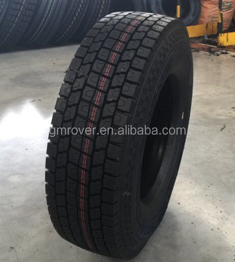 hot in Venezuela GM ROVER truck tyre 215 75 17.5