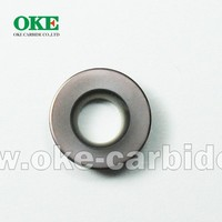 OKE High Performance Round Carbide Inserts CNC Milling Cutters RPEW0802MO